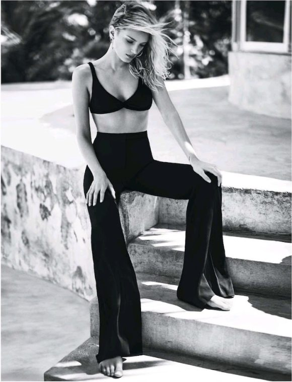 Lily Donaldson by Derek Kettela for The Telegraph Magazine