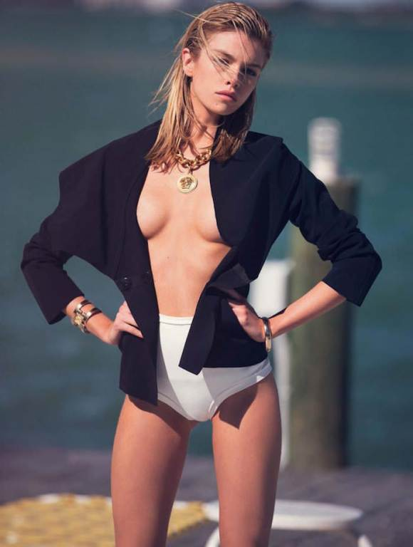 Stella Maxwell by David Bellemere for Marie Claire Italy