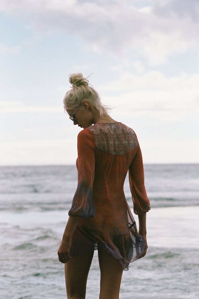 Becca Hiller by Henrik Purienne for Jen's Pirate Booty
