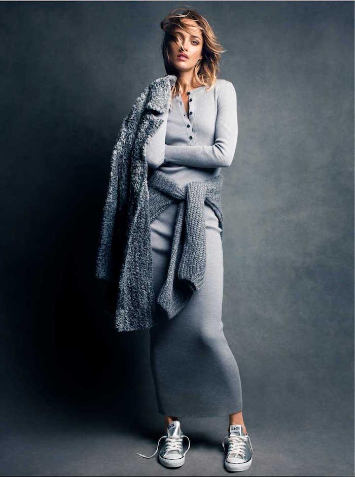 Karen Pedaru photographed by Victor Demarchelier for Vogue Mexico, November 2015