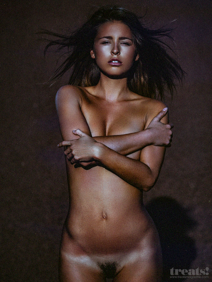 Marisa Papen by Kesler Tran for Treats! Magazine