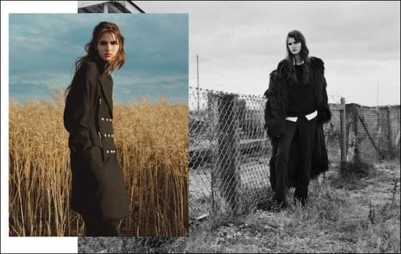 Vanessa Moody by Ben Weller for Rika