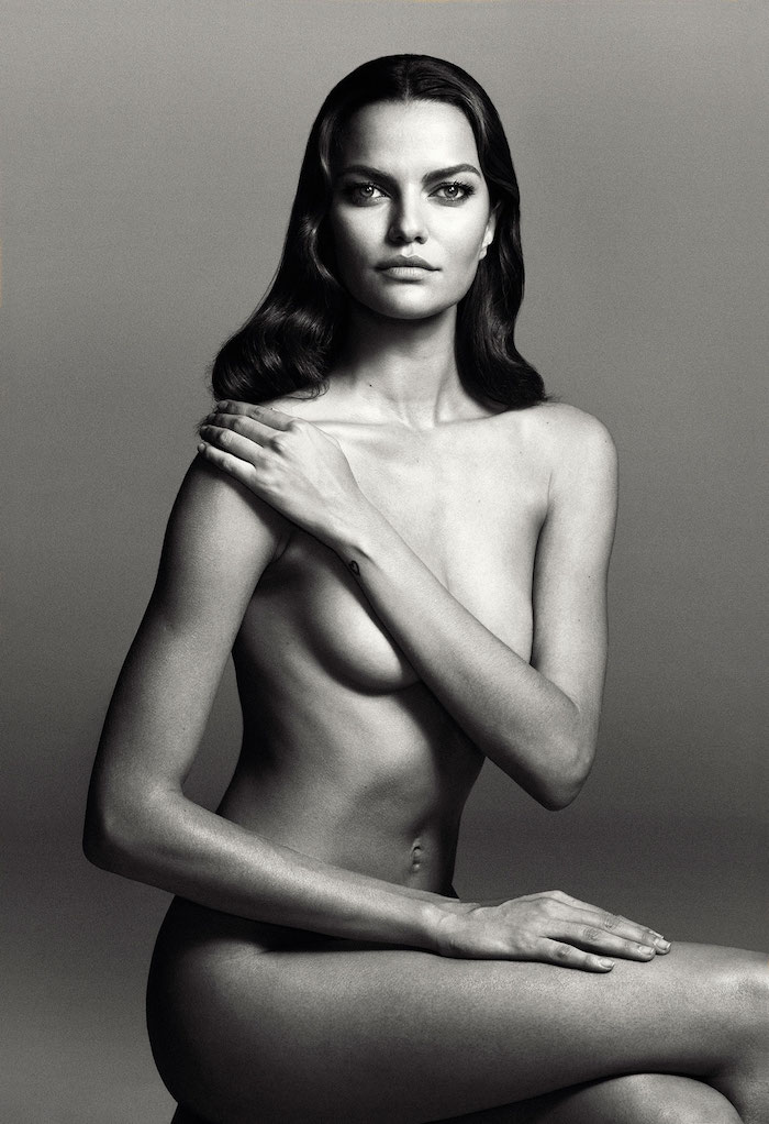 Barbara Fialho in Angels Undressed by Abraham Studio for MDX