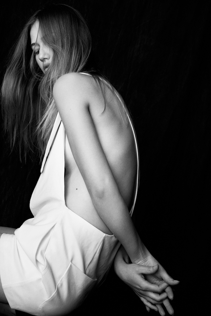 Hannah Peschanel by Bruno Maric