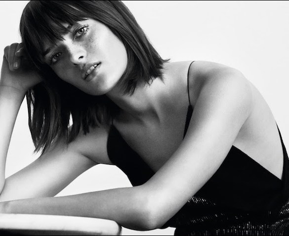 Sam Rollinson by Marcus Ohlsson for Harper's Bazaar Germany