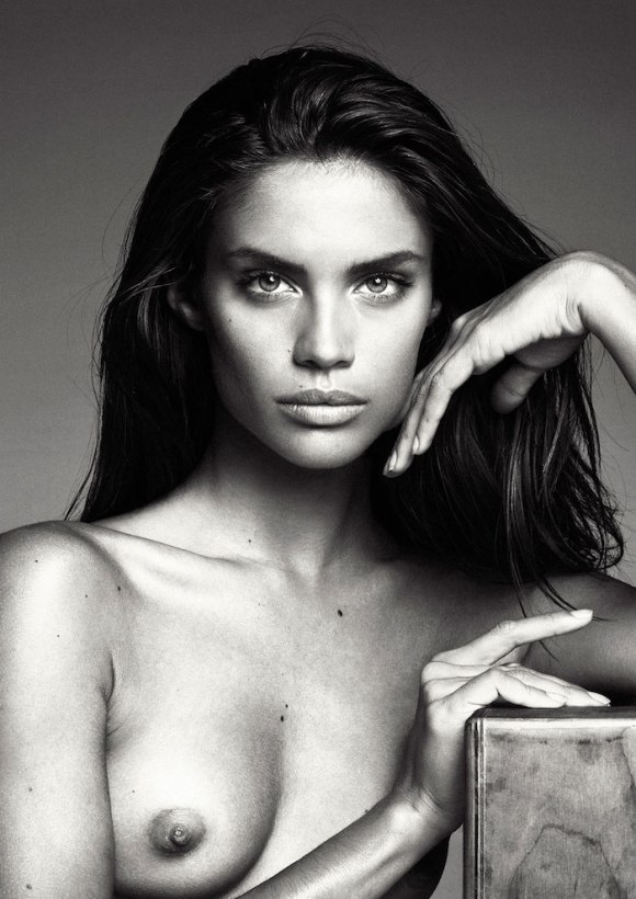 Sara Sampaio in Angels Undressed by Abraham Studio for MDX 1