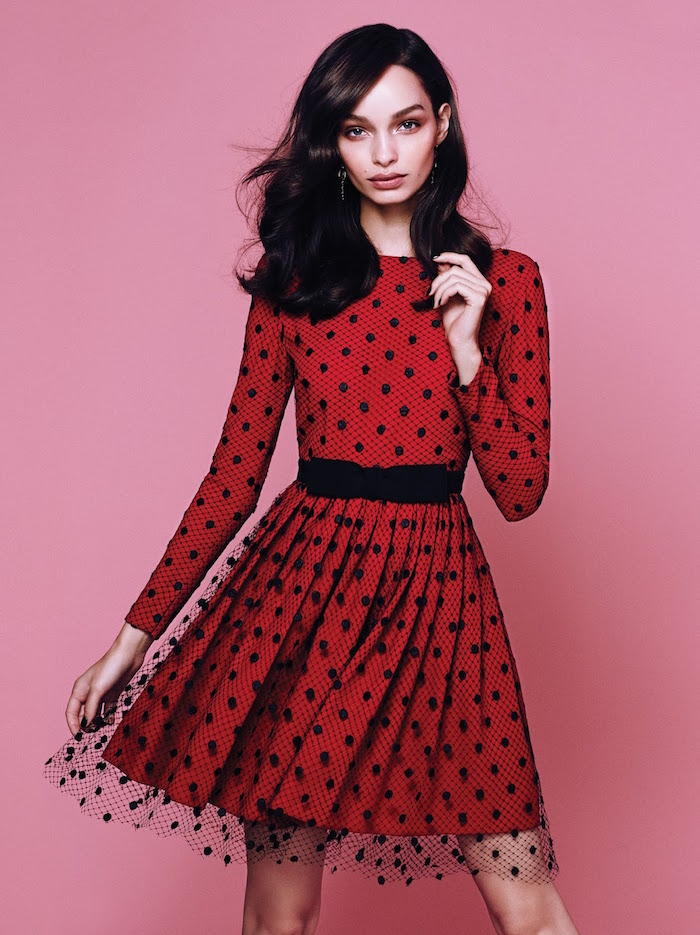 Luma Grothe photographed by Zoey Grossman for Hong Kong Tatler, December 2015