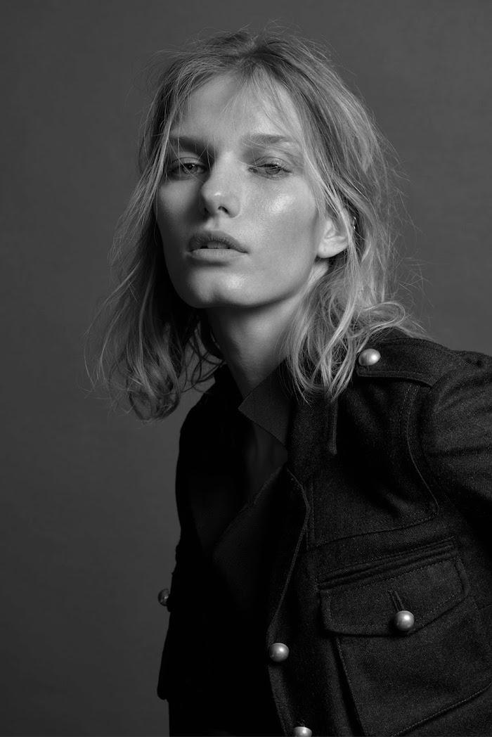 Marique Schimmel by Tim Zaragoza for Notofu Magazine, Winter 2015