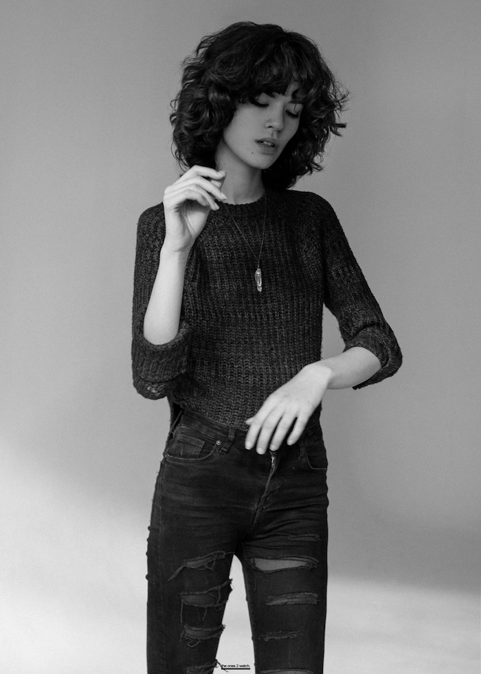 Miranda Marquez by Adrian Catalan for The Ones 2 Watch