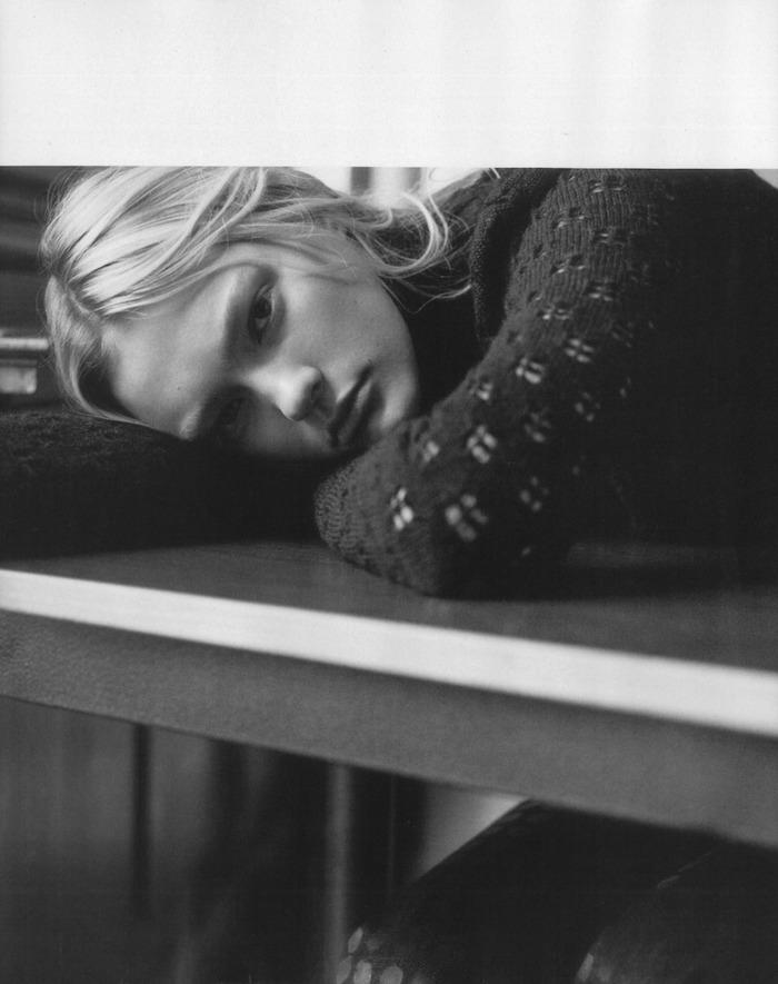 Steph Smith by Karim Sadli for M le Magazine du Monde