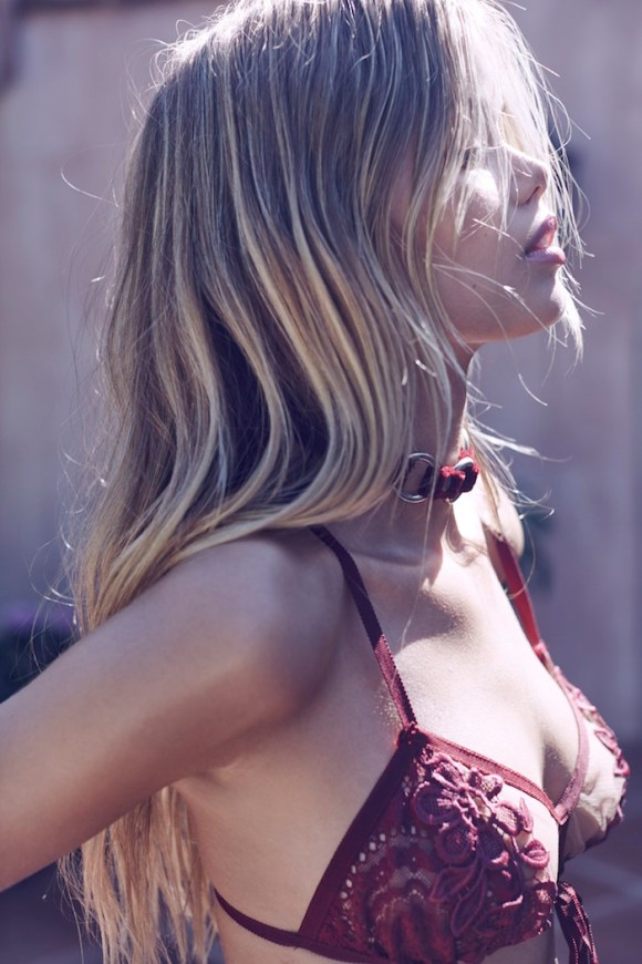 Frida Aasen by Zoey Grossman for For Love And Lemons
