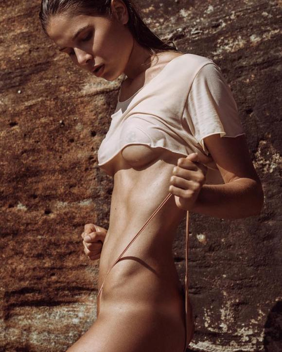 Lisa-Marie Mosbach by Gervin Puse