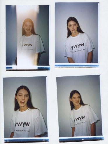 Lottie Hayes by Pasquale Ettorre for YWYW