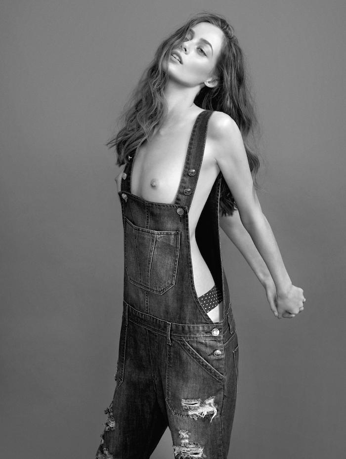 Thairine Garcia by Gui Paganini for L'Officiel Brasil
