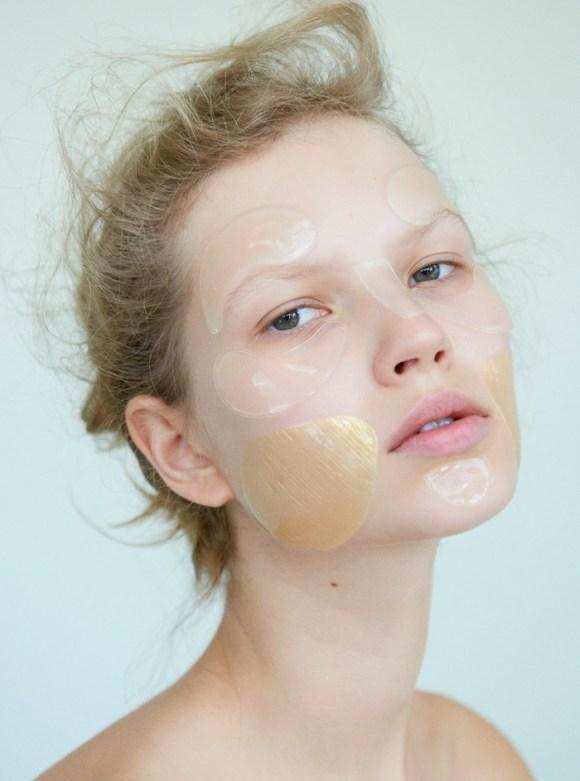 Anabel Krasnotsvetova by Julia Noni for Beauty Papers Magazine