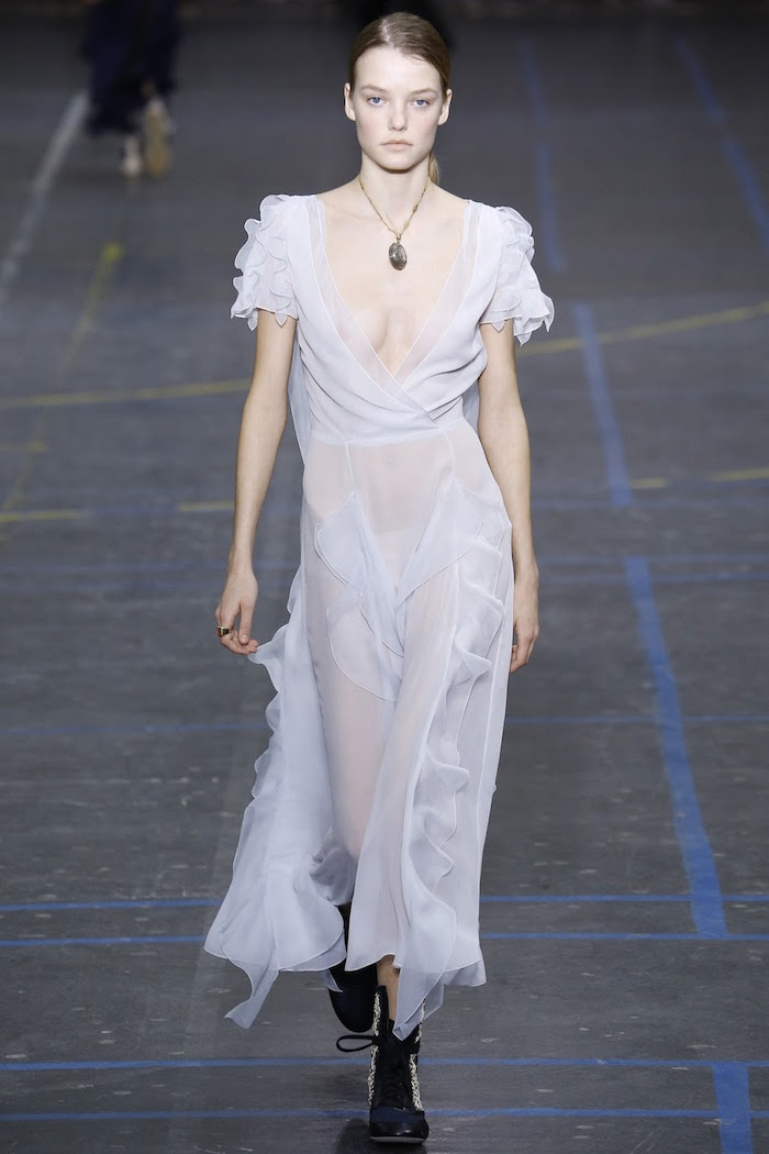 Paris Fashion Week: John Galliano, F/W 2016