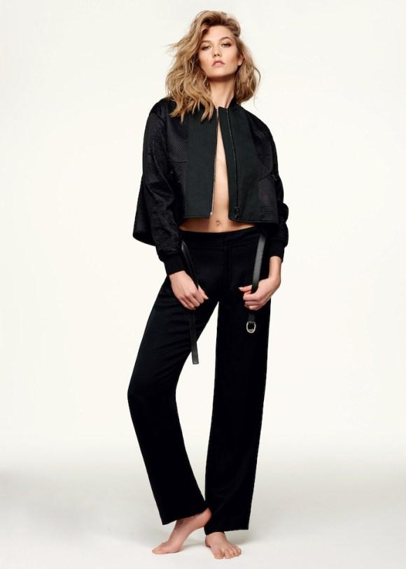 Karlie Kloss by Nicole Neiniger for Elle Brazil