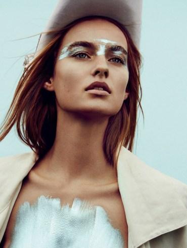 Maike Inga by Giampaolo Sgura for Vogue Russia 1