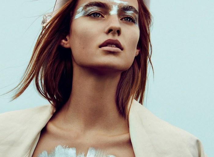 Maartje Verhoef photographed by Txema Yeste for Vogue Russia, June 2016 1