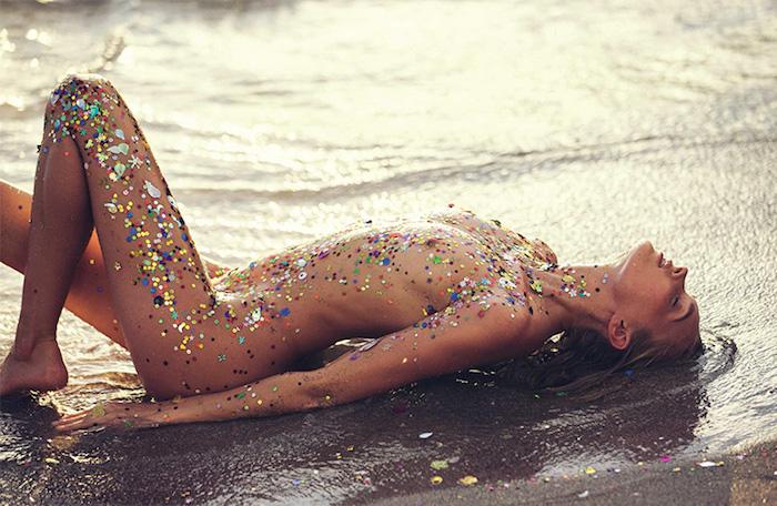Elsa Hosk by David Bellemere for Vogue Spain Belleza