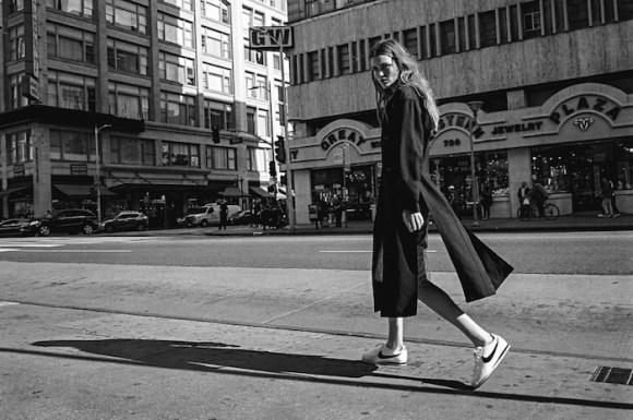 Luna Bijl by Sebastian Kim for Vogue Australia