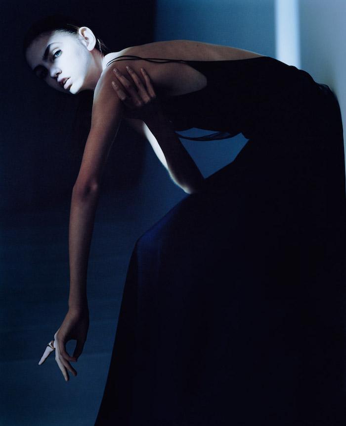 Molly Bair by Janneke van der Hagen for CR Fashion Book