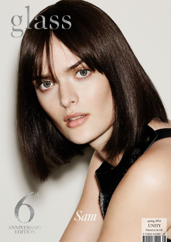 Sam Rollinson by Aitken Jolly for Glass Magazine