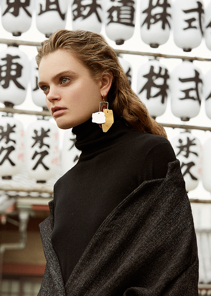 Marthe Wiggers photographed by Rodney Deane for Oracle Fox Journal, June 2016