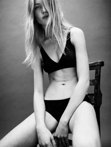 Camilla Christensen by Billy Kidd