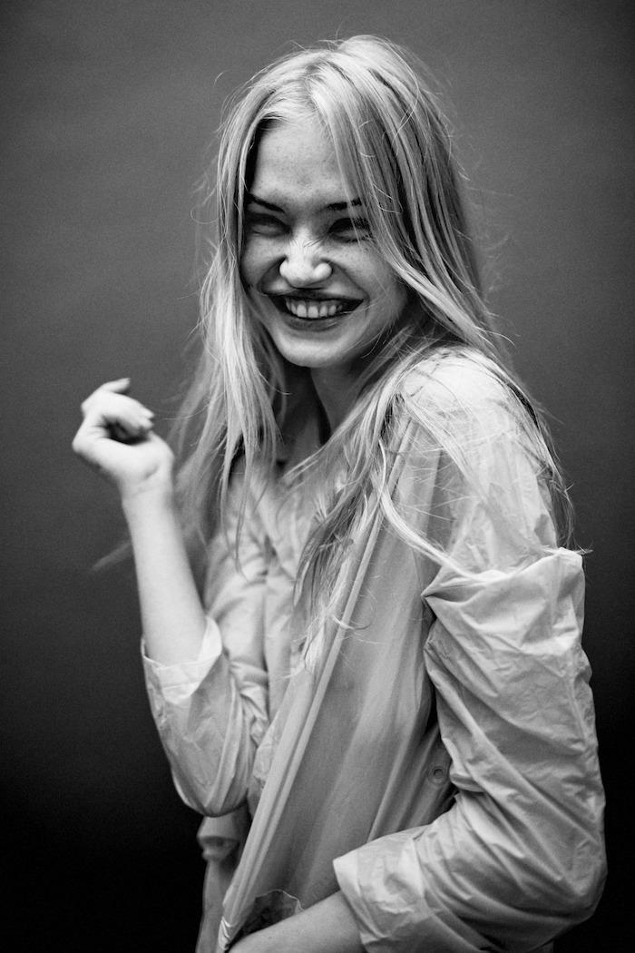 Camilla Christensen by Billy Kidd