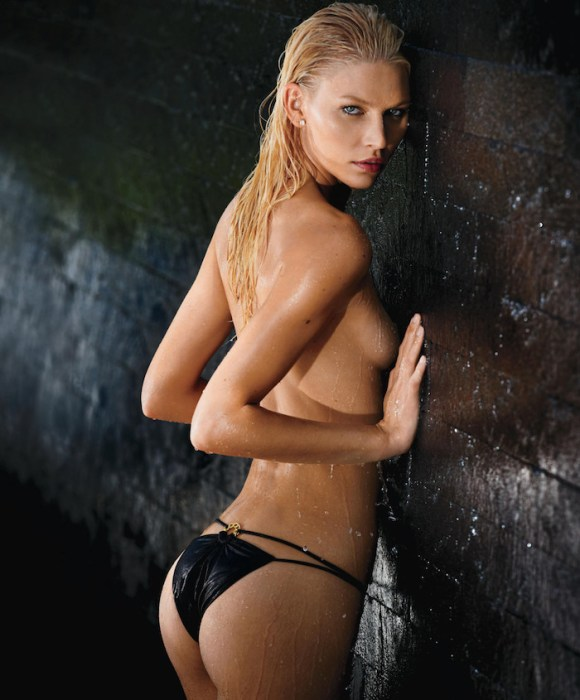 Aline Weber by Gilles Bensimon for Maxim Magazine