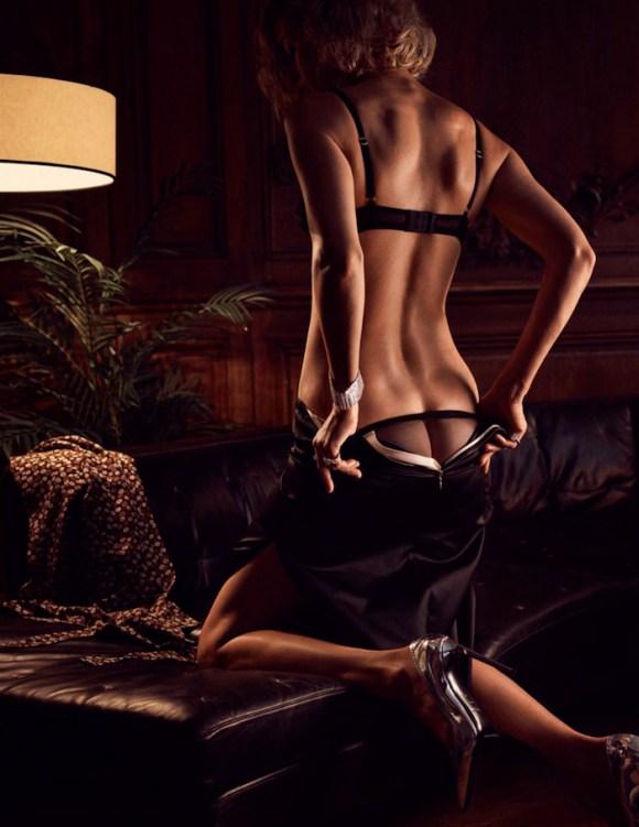 Carolyn Murphy by Mikael Jansson for Vogue Paris