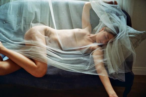 Masha Shakurova by Alessandro Casagrande