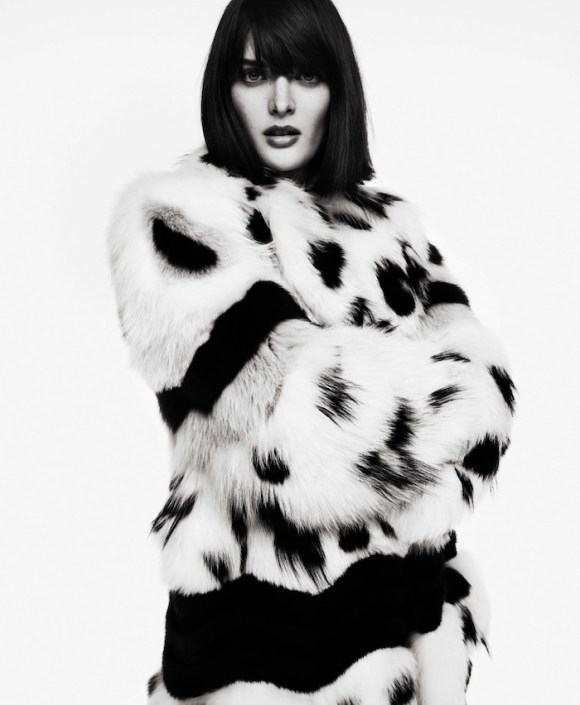 Sam Rollinson by Ben Hassett for Harper's Bazaar