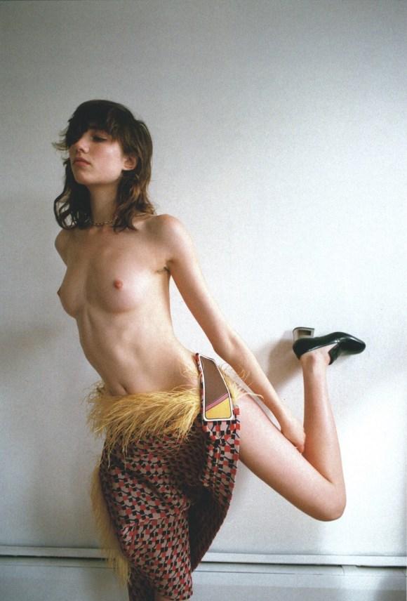 Grace Hartzel by Sandy Kim for Purple Magazine