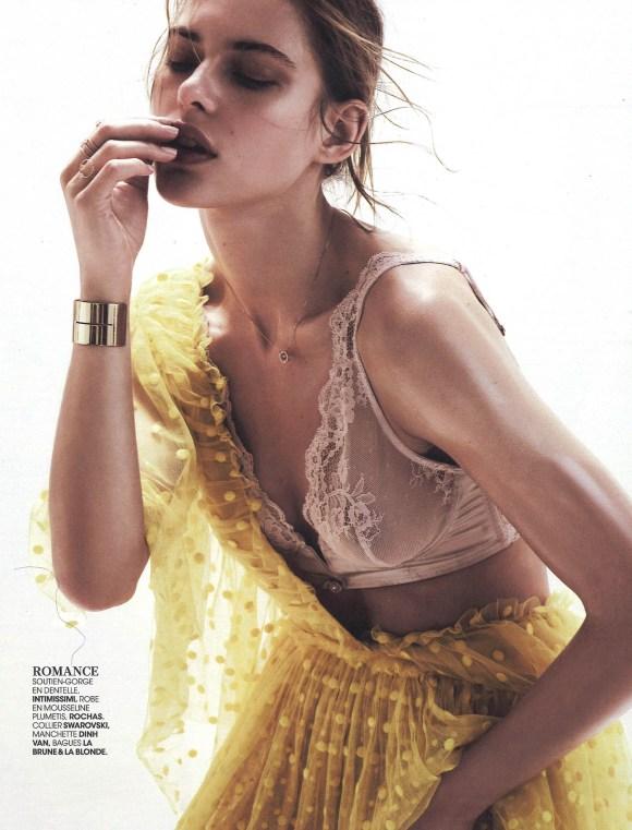 Lana Zakocela by Matias Indjic for Madame Figaro