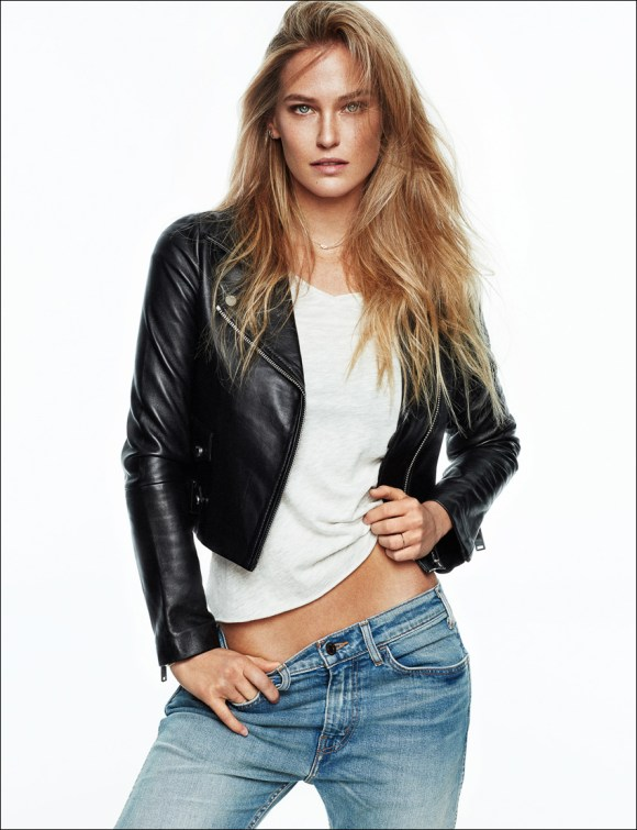 Bar Refaeli by Xavi Gordo for Elle Spain