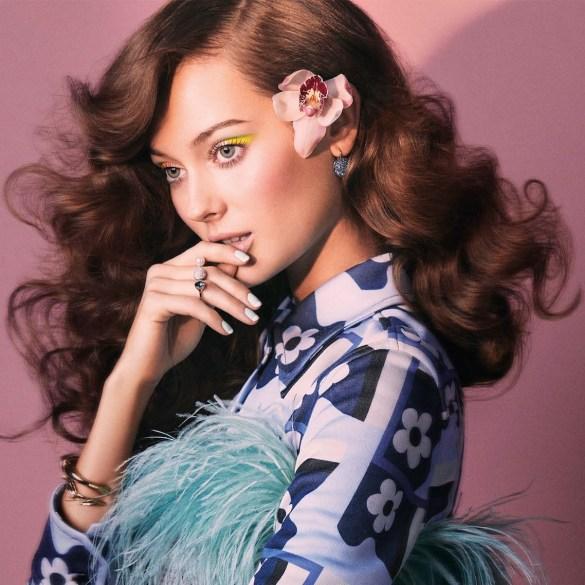 Monika Jac Jagaciak by Zoey Grossman for Vogue Taiwan