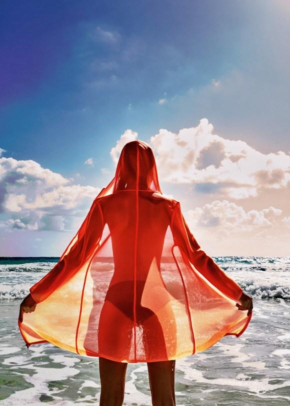 Caroline Kelley by Enrique Badulescu for S Magazine