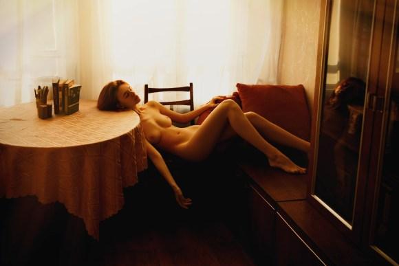 Elena Shilova by Anton Demin