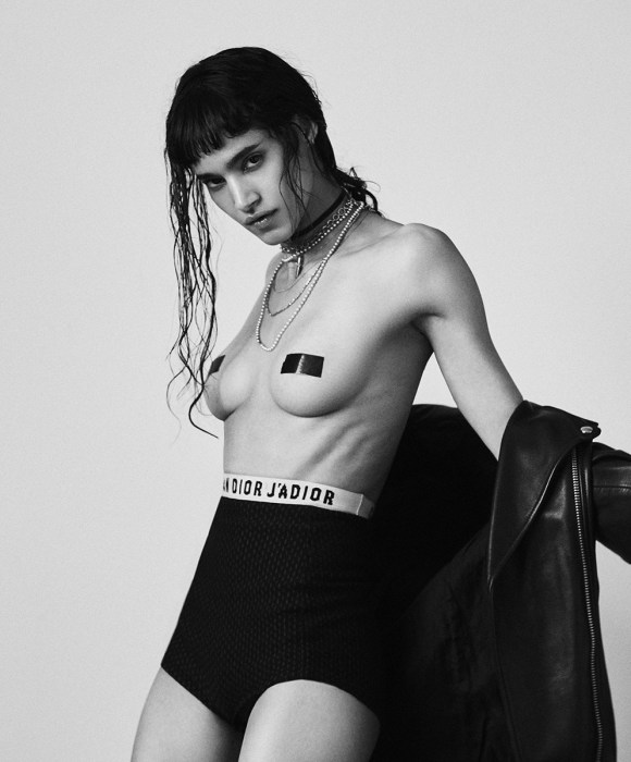 Sofia Boutella by Zoey Grossman for Malibu Magazine