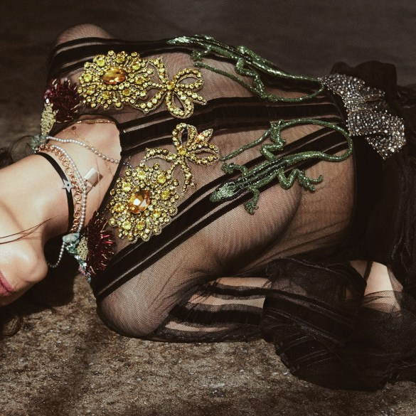 Sofia Boutella photographed by Zoey Grossman for Malibu Magazine, May & June 2017 1