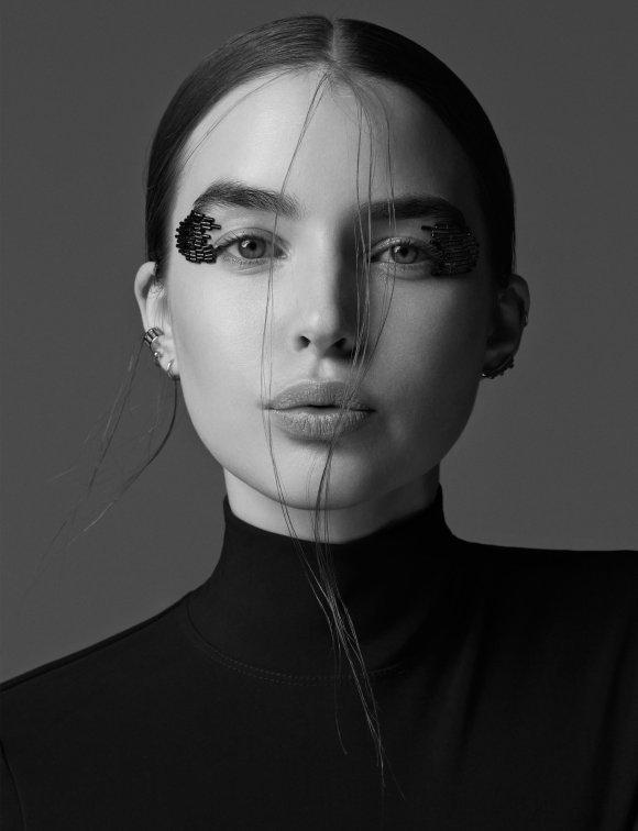 Ali Michael by Daniel Clavero for Vogue Ukraine