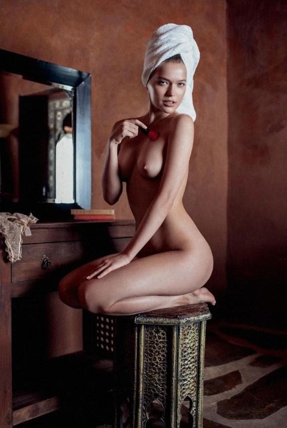 Liza Kei by Christopher Von Steinbach for Playboy