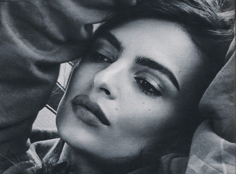 Emily Ratajkowski photographed by David Slijper for Glamour UK, August 2017 1