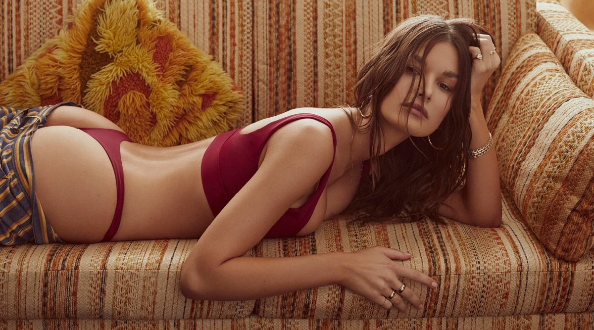 Ophelie Guillermand by Zoey Grossman