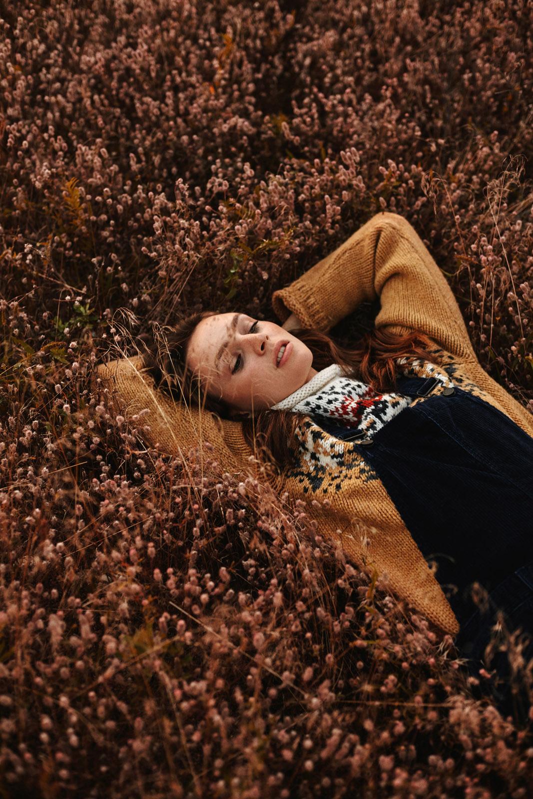 Maddie Kulicka by Gosia Turczynska for In Style Polska