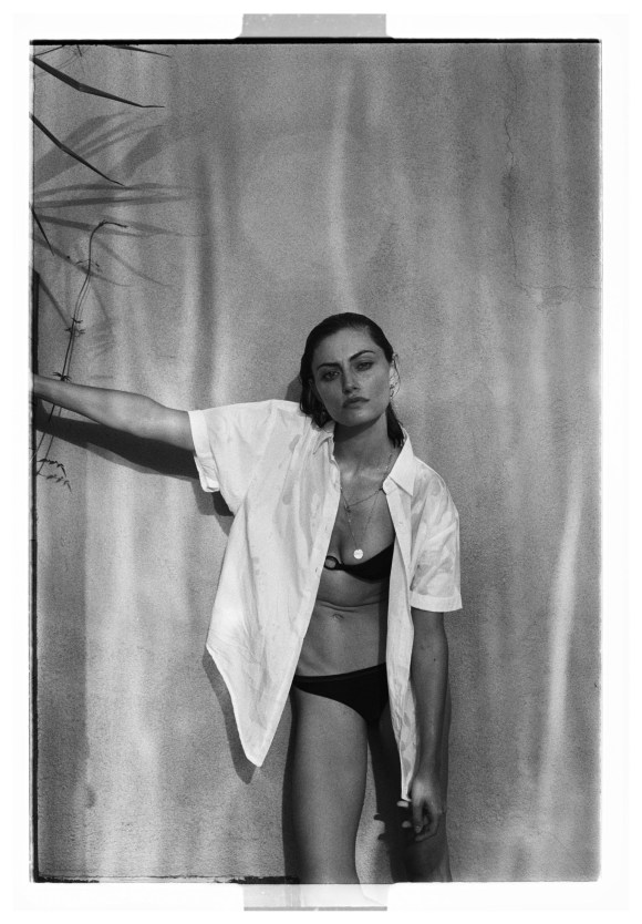 Phoebe Tonkin by James Wright