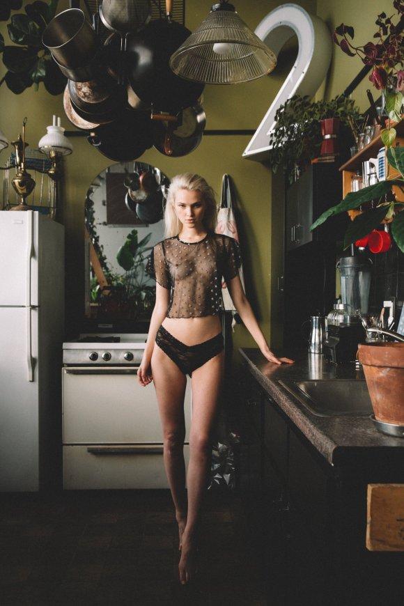 Alexa Reynen by Sam Dameshek