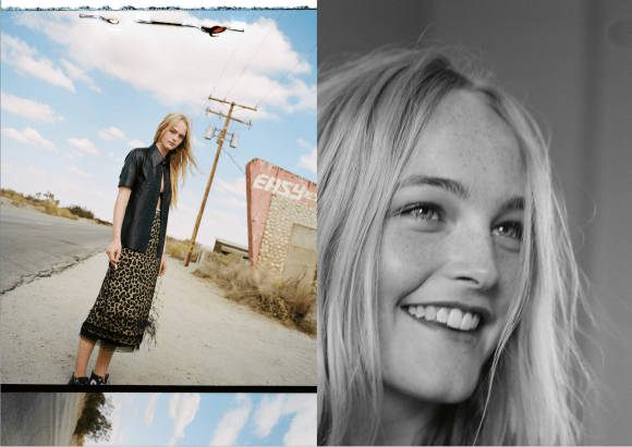 Jean Campbell by Matteo Montanari for Vogue Russia